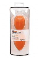 Real Techniques 2 Pack Miracle Complexion Sponge - Real Techniques 2 Pack Miracle Complexion Sponge 2 спонжа для лица